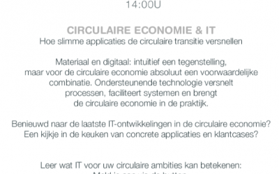 Save the Date: SEMINAR CE&IT!