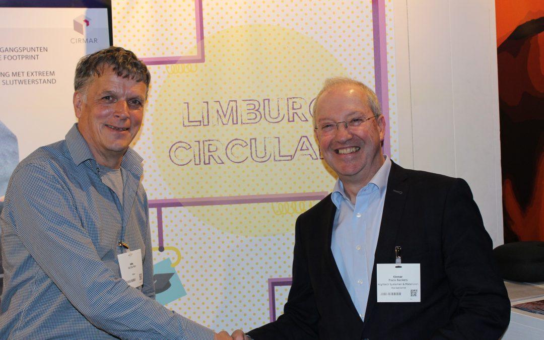 Waterschapsbedrijf Limburg (WBL) voegt zich bij Limburg Circulair