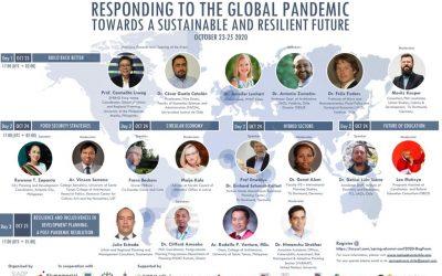 WorkshopSPRING Cross-Regional Dialogue 2020:Circular Economy, Covid and SDG 1