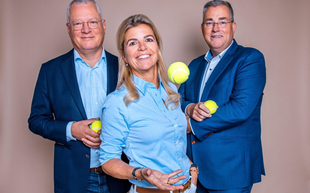 Renewaball: de circulaire tennisbal